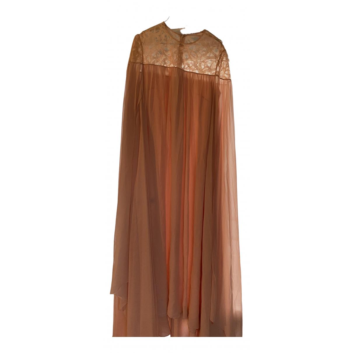 Elie Saab - Robe   pour femme en soie