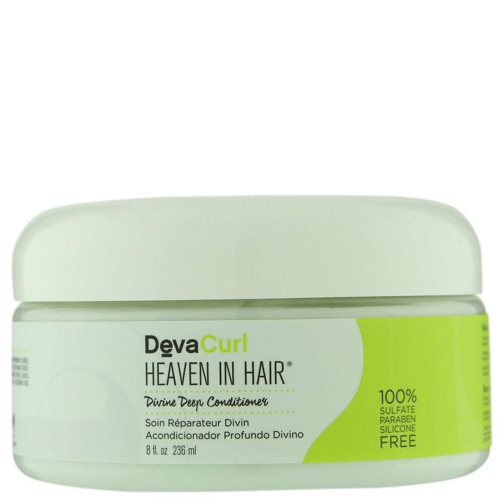 DevaCurl Heaven-in Hair Moisture Treatment 8 Oz (Curl Enhancers)