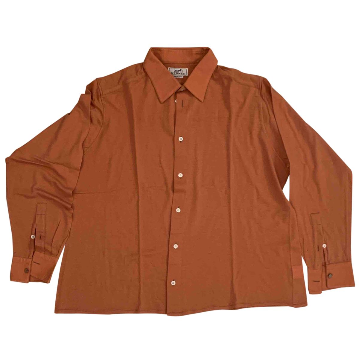 Camisas de Lana Hermes