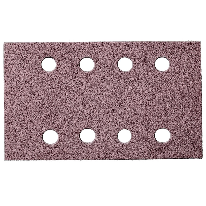 "Q.SILVER ACE 3x5"" Grip Sandpaper, 8H P240, 50 Sheets/Box"