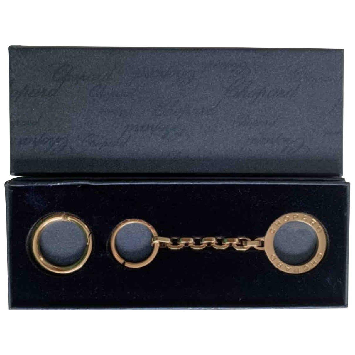 Chopard - Bijoux de sac   pour femme en metal - dore