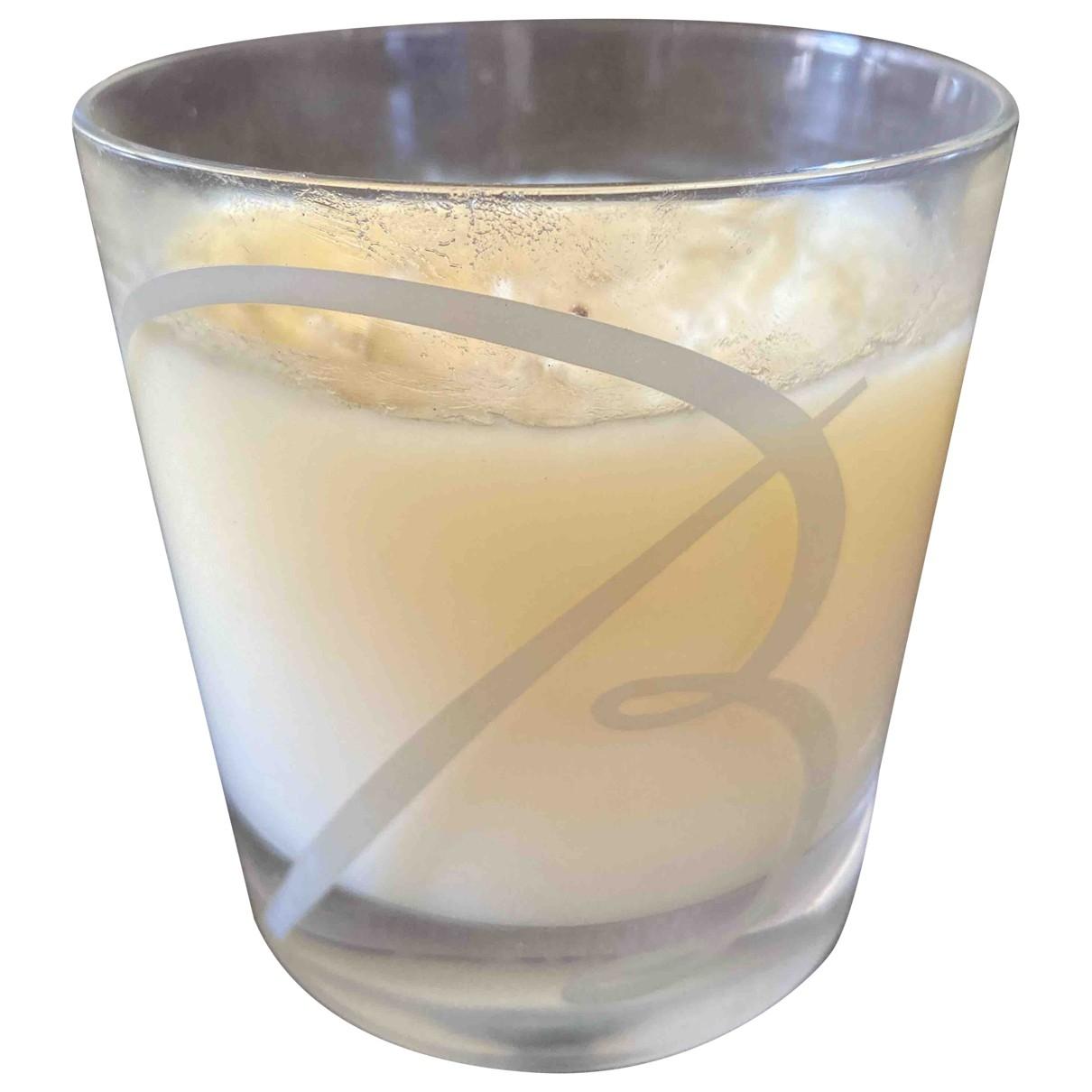 Vela de Cristal Baccarat