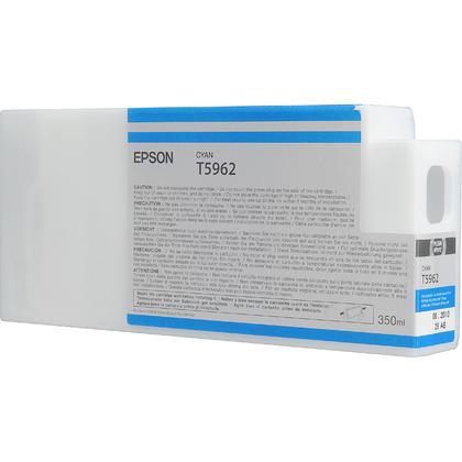 Epson T596200 350ml cartouche d'encre originale cyan