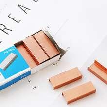 1 Box metallischer Stempel