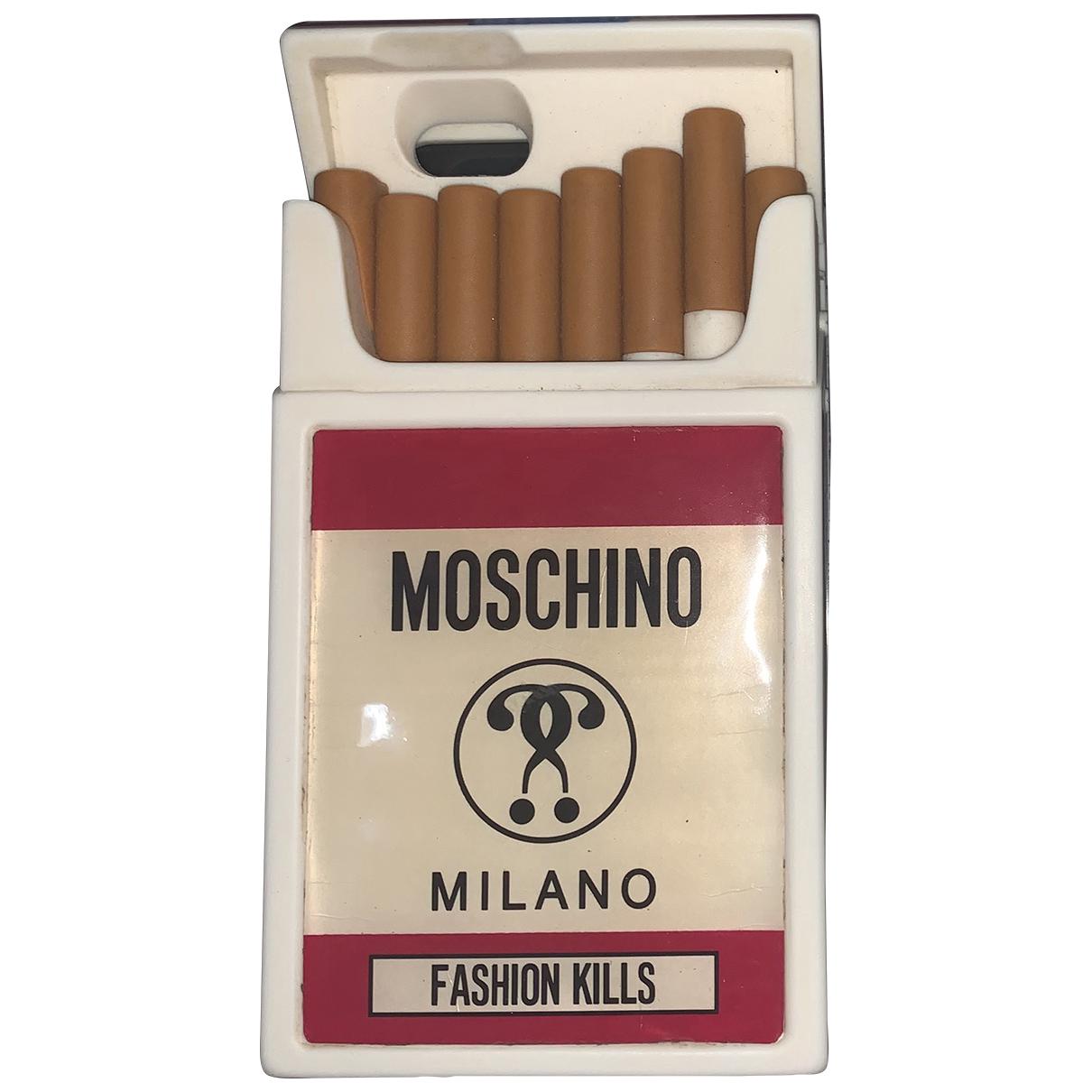 Moschino - Accessoires   pour lifestyle - blanc
