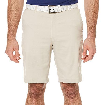 PGA Tour Motionflux 360 Performance Golf Shorts, 34 , White