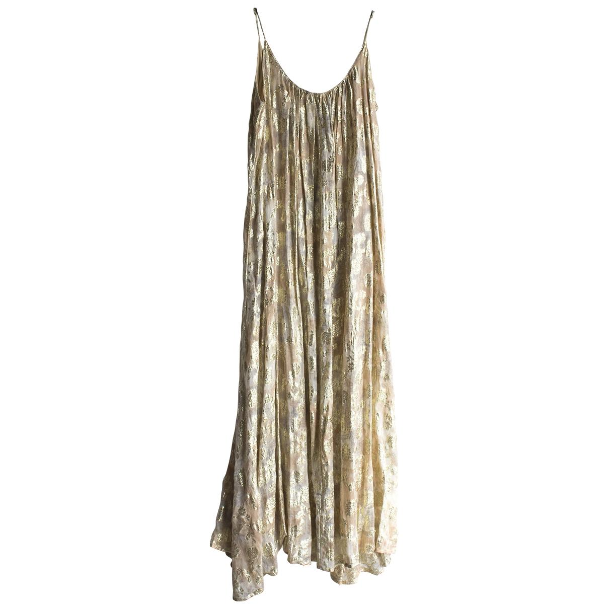 Mes Demoiselles ... \N Gold dress for Women 38 IT