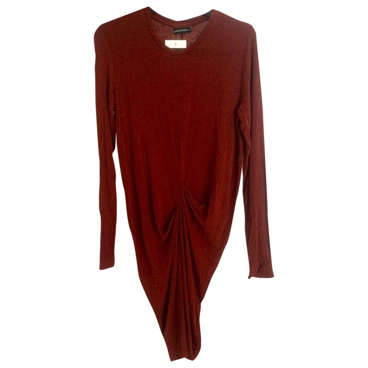 By Malene Birger \N Camel dress for Women L International