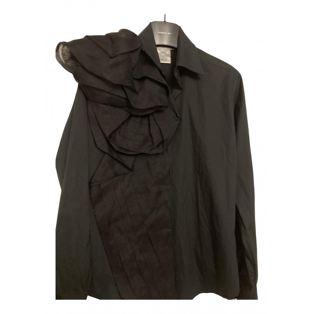 Dior N Black Cotton  top for Women 38 FR
