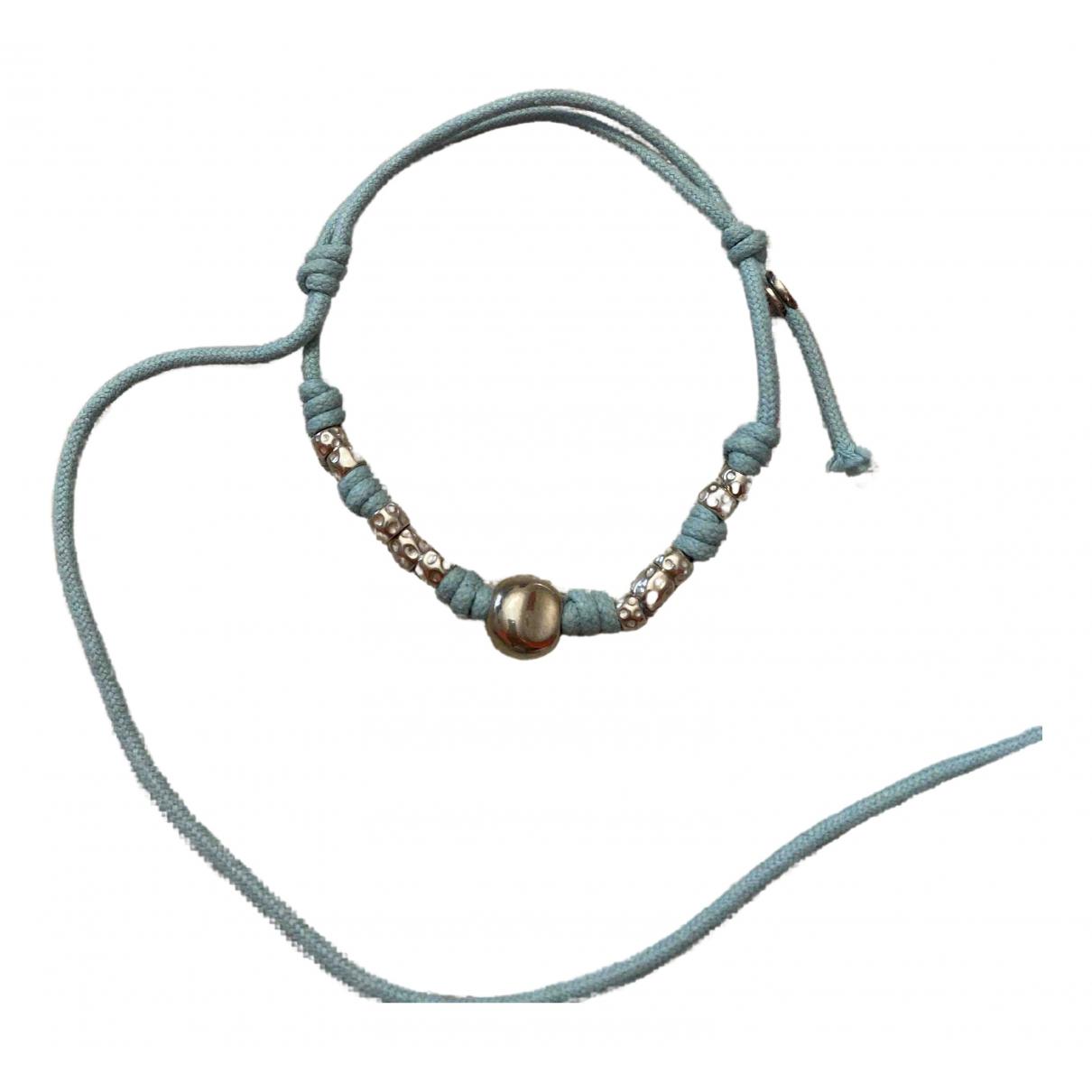 Dodo Pomellato - Bracelet Dodo pour femme en argent - bleu