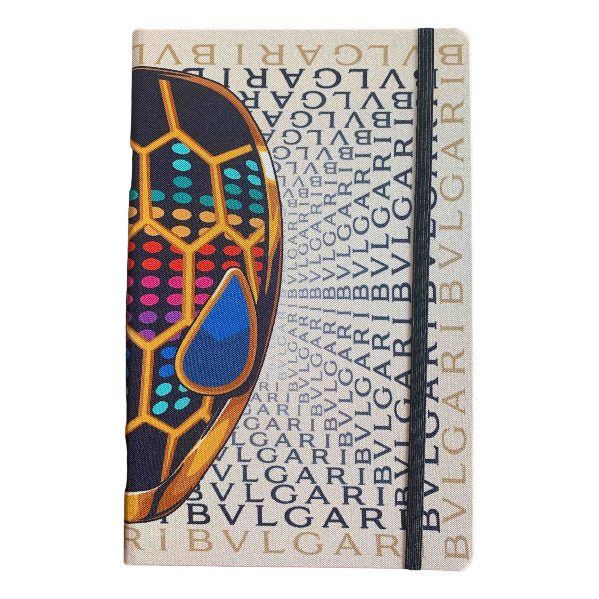 Cuaderno de Seda Bvlgari