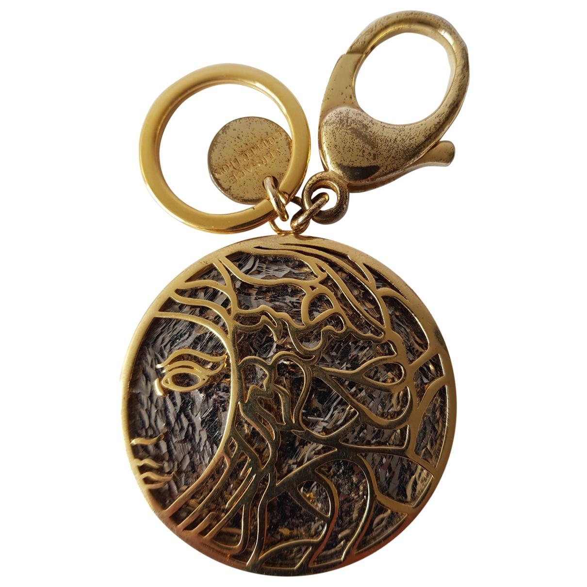 Versace \N Taschenschmuck in  Gold Metall