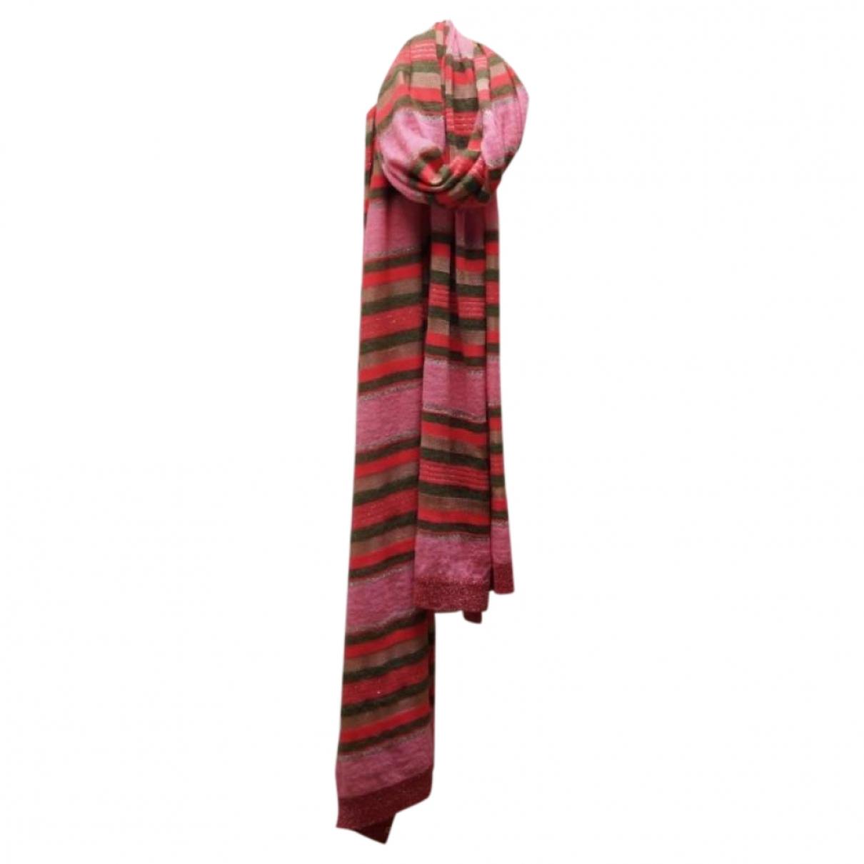 Gustav Gurschner \N Pink Wool scarf for Women \N