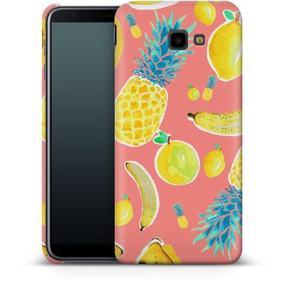 Samsung Galaxy J4 Plus Smartphone Huelle - Fruit Love von Mukta Lata Barua