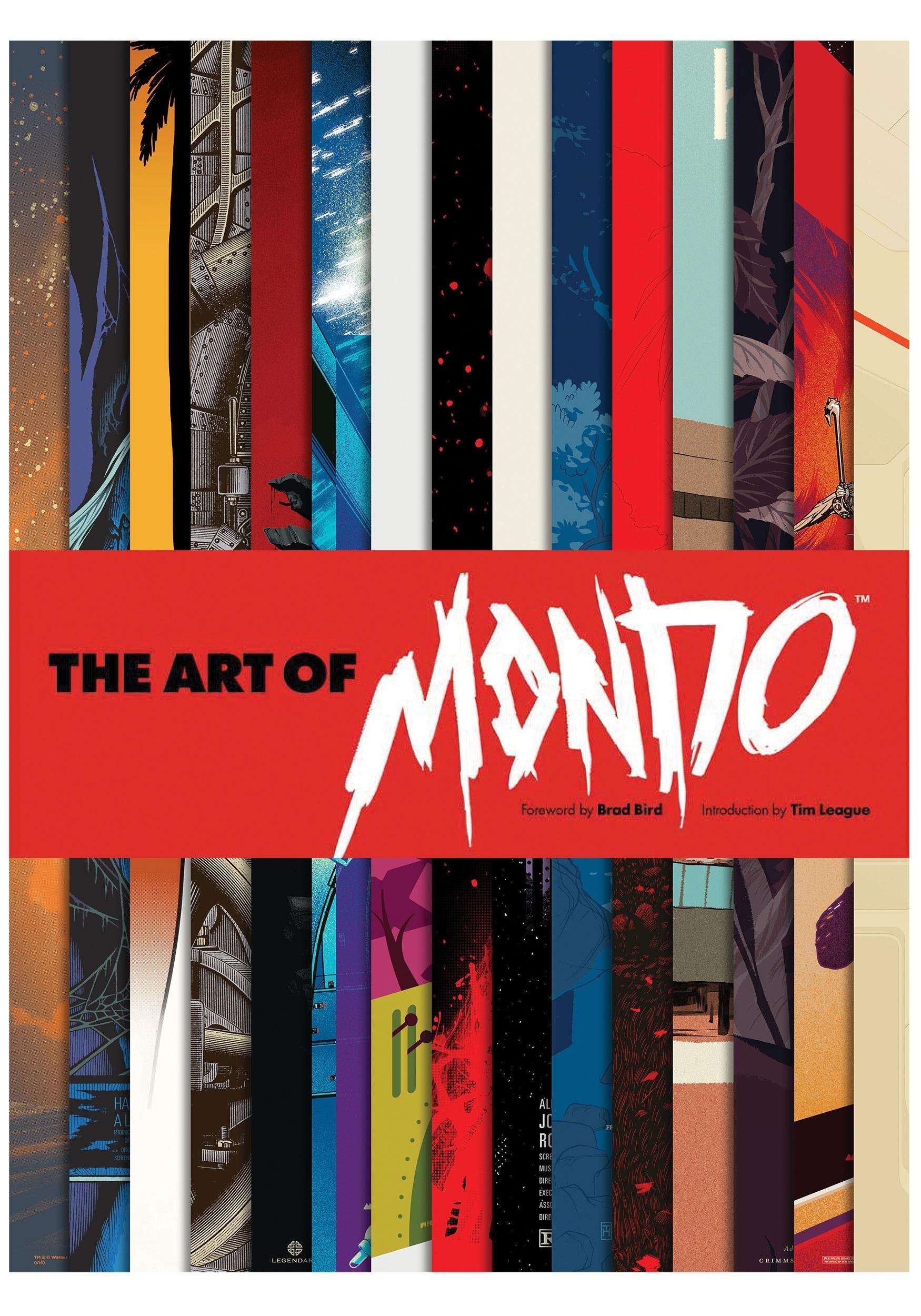 Hardcover The Art of Mondo Book