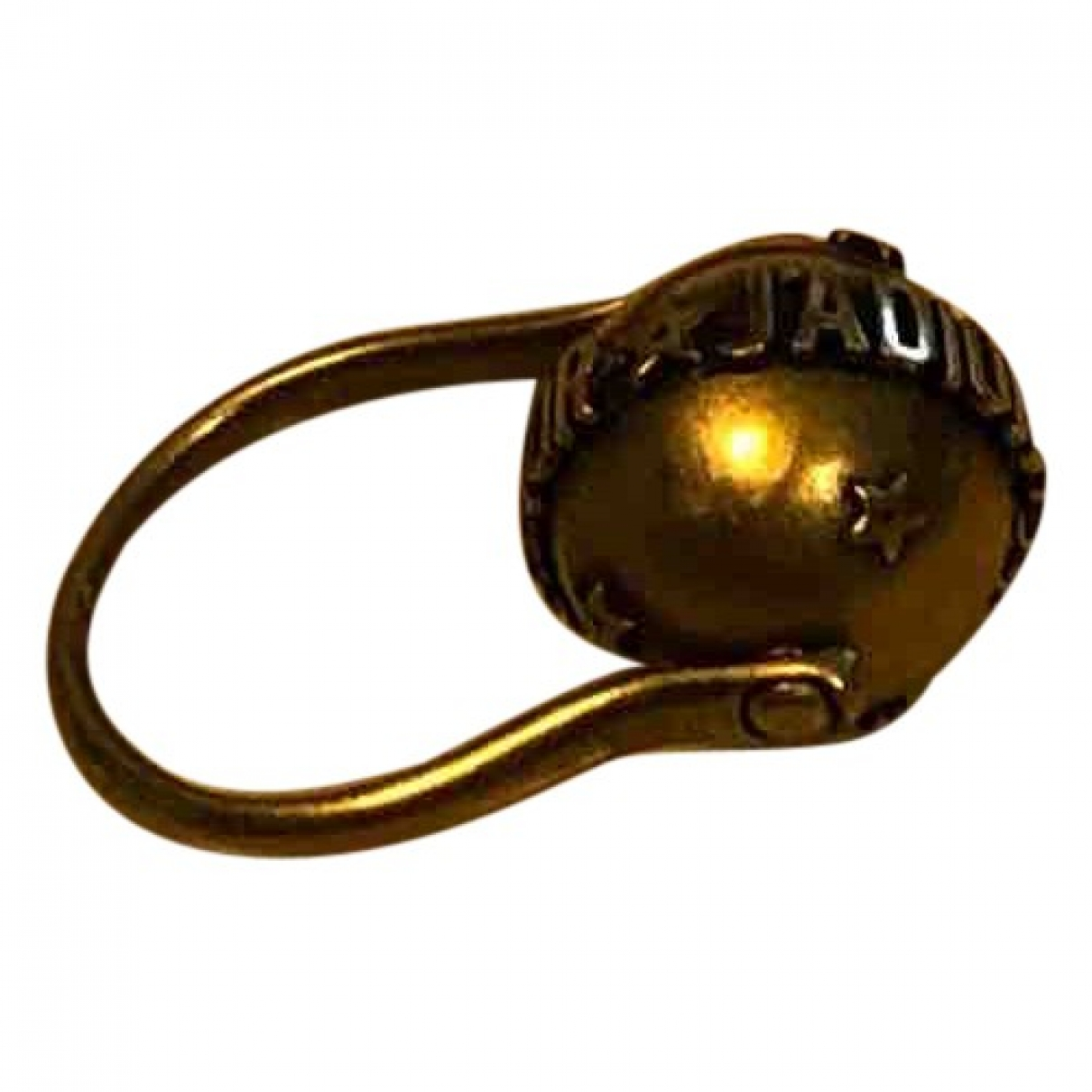 Dior - Bague Jadior pour femme en metal - dore