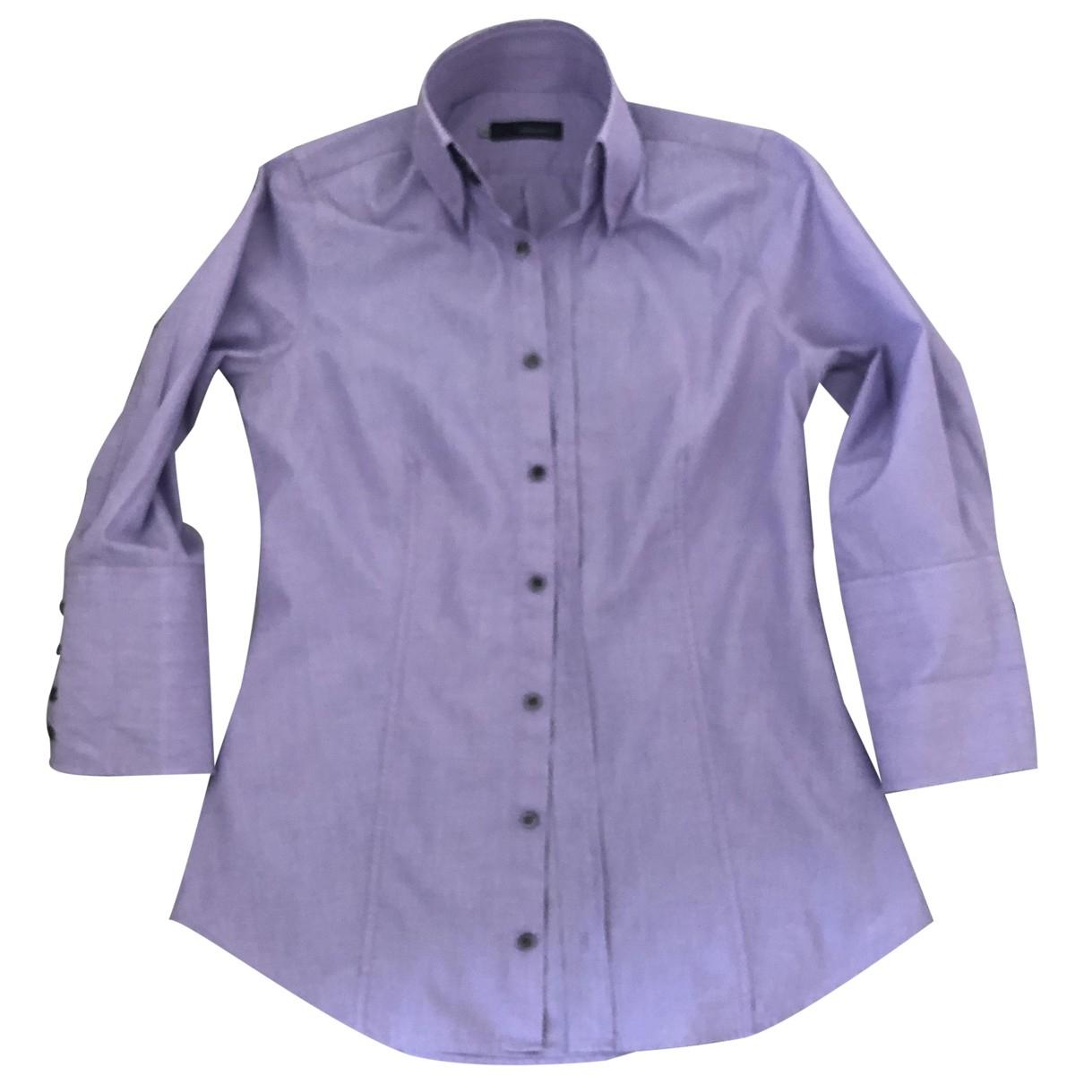 Dsquared2 - Top   pour femme en coton - violet