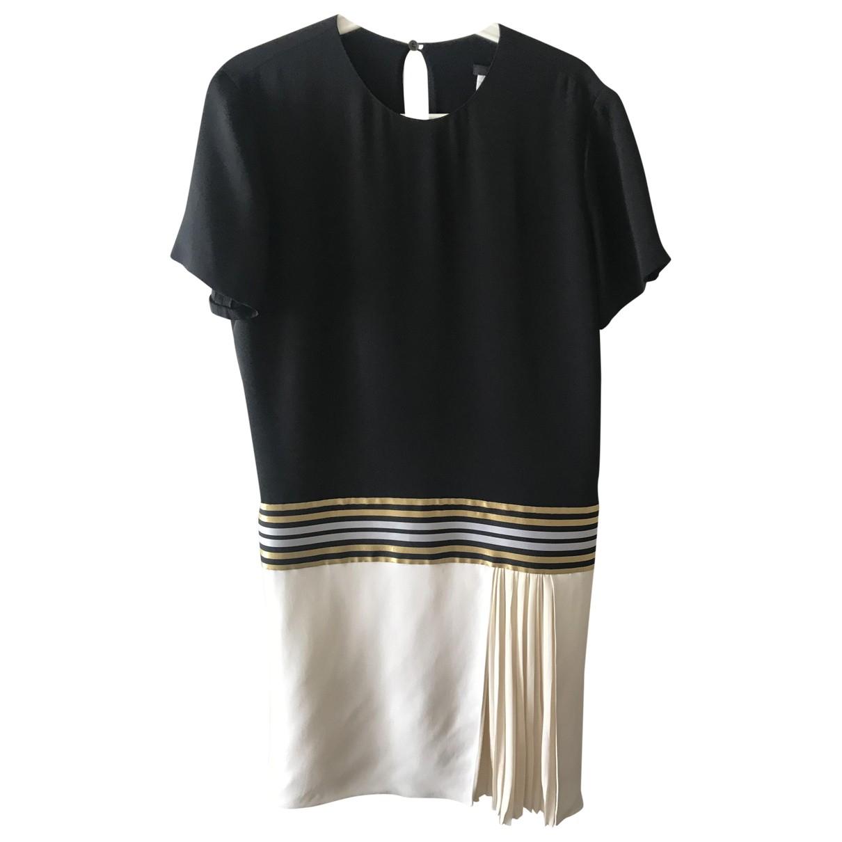 Gucci - Robe   pour femme en soie - noir
