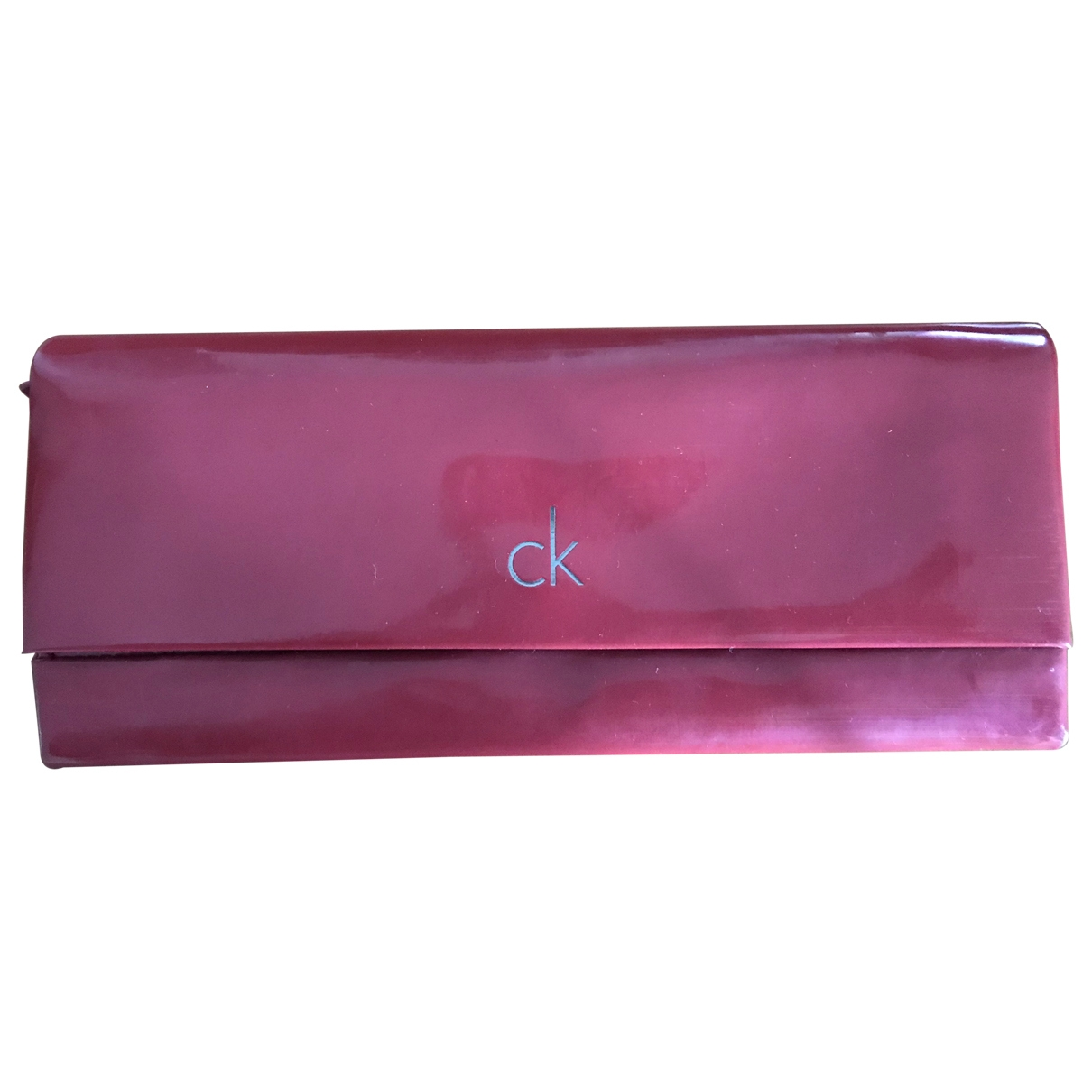 Calvin Klein \N Red wallet for Women \N