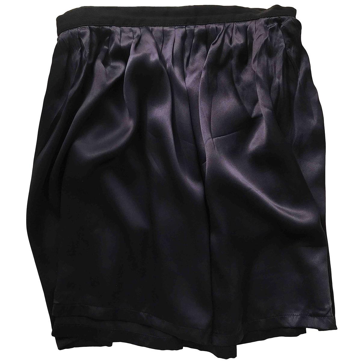 Mini falda de Seda Sandro