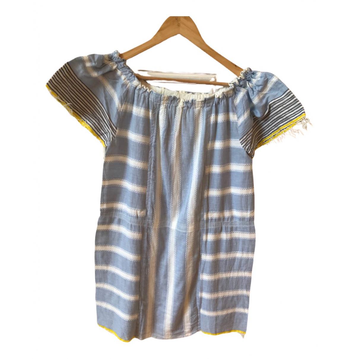 Mini vestido Lemlem