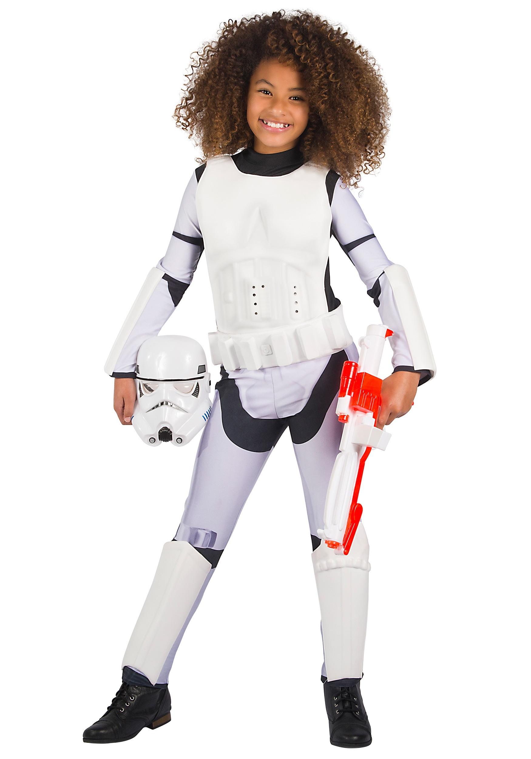 Star Wars Stormtrooper Costume for Girls