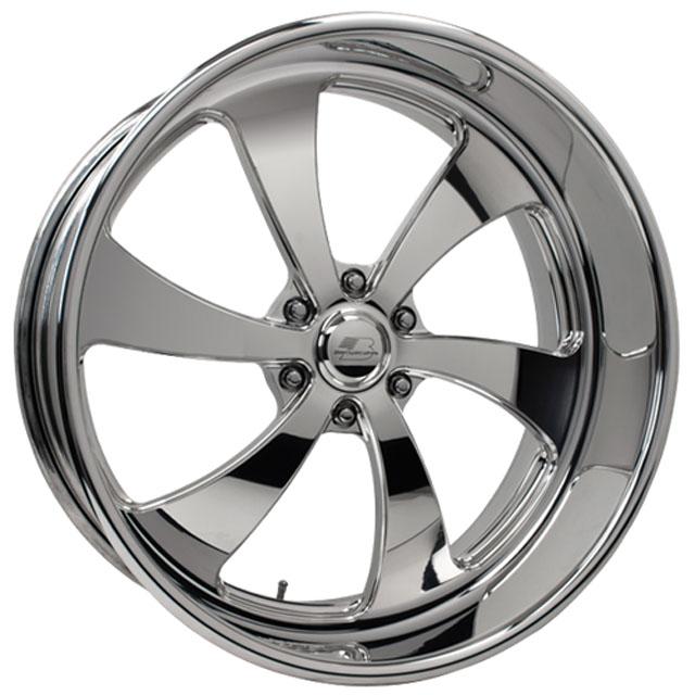 Billet Specialties DT71262Custom BLVD 71 Wheels 26x12