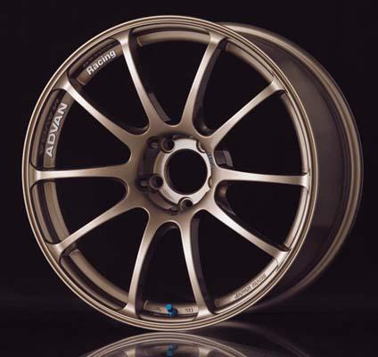 Advan RZ Wheel 18x10 5x114.3 25mm Bronze