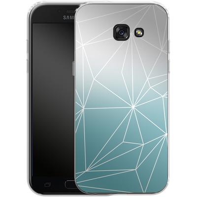 Samsung Galaxy A5 (2017) Silikon Handyhuelle - Simplicity 2 von Mareike Bohmer