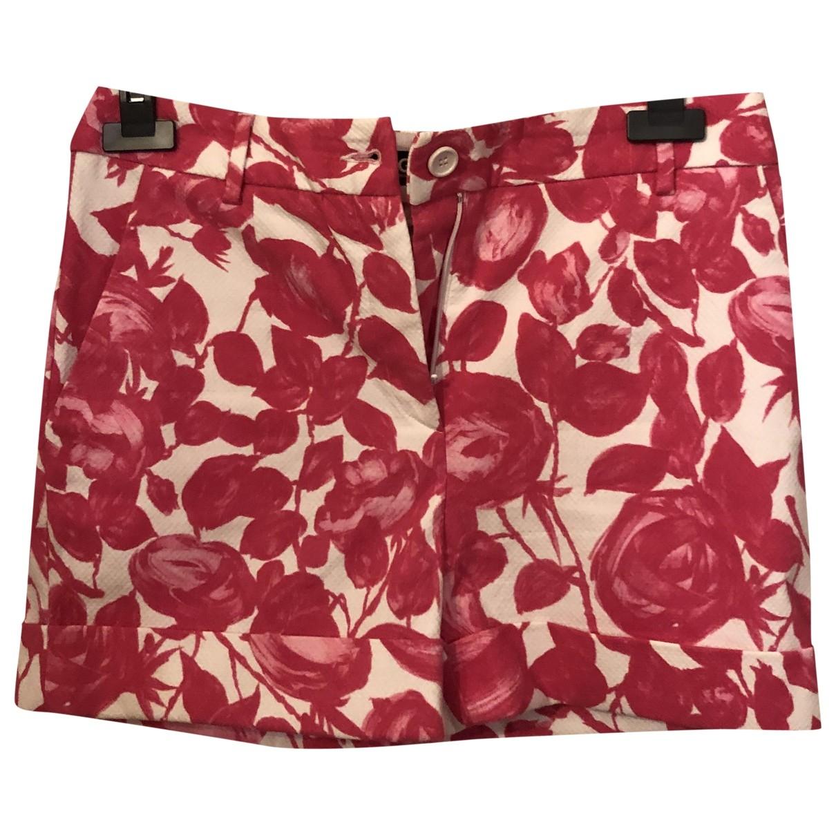 D&g \N Shorts in Baumwolle - Elasthan