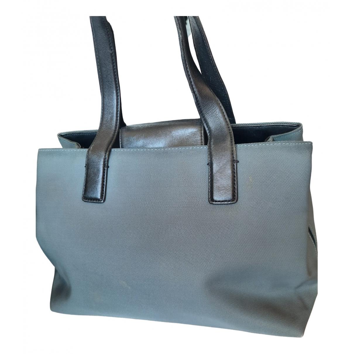Coach \N Blue Cloth handbag for Women \N