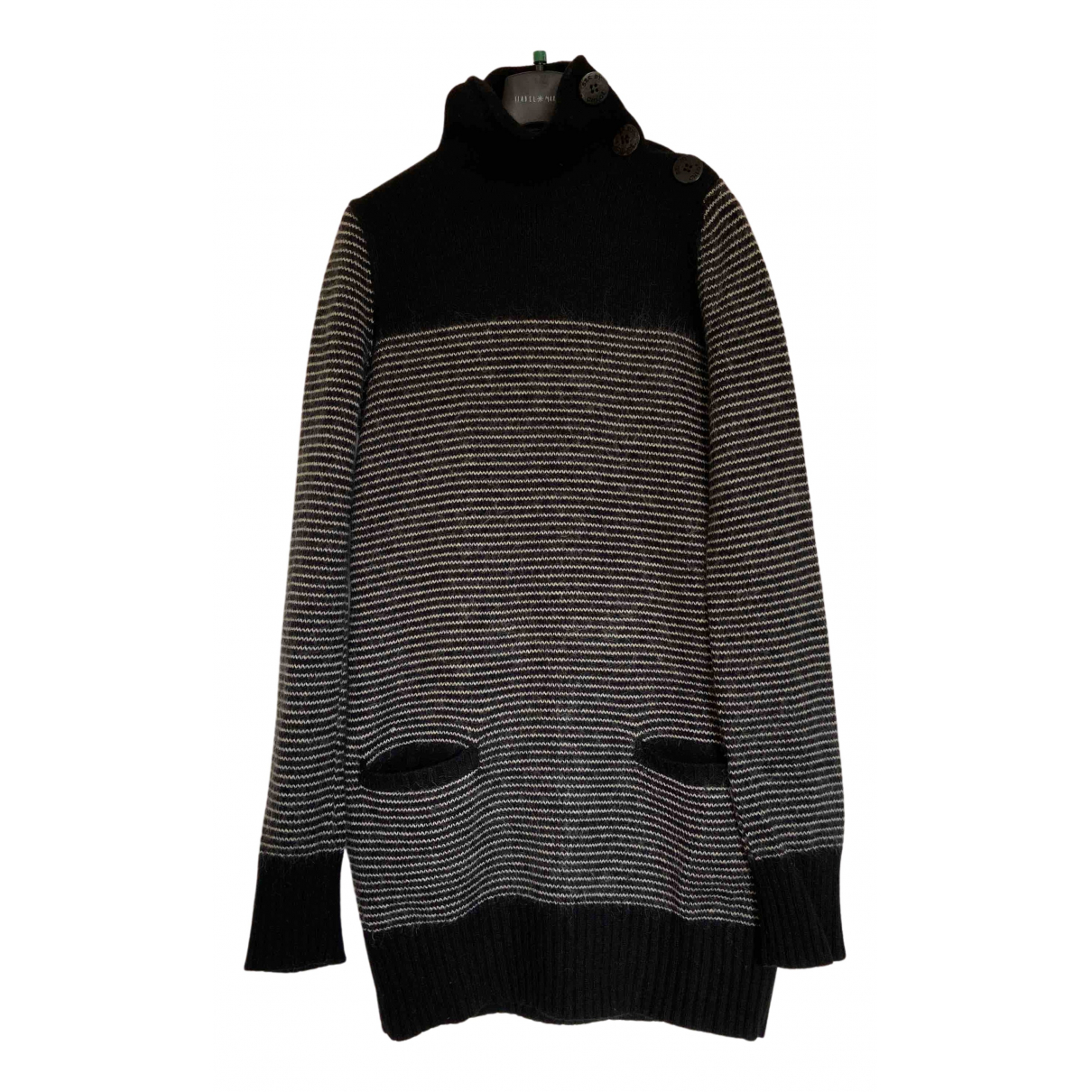 See By Chloe - Pull   pour femme en laine - marine