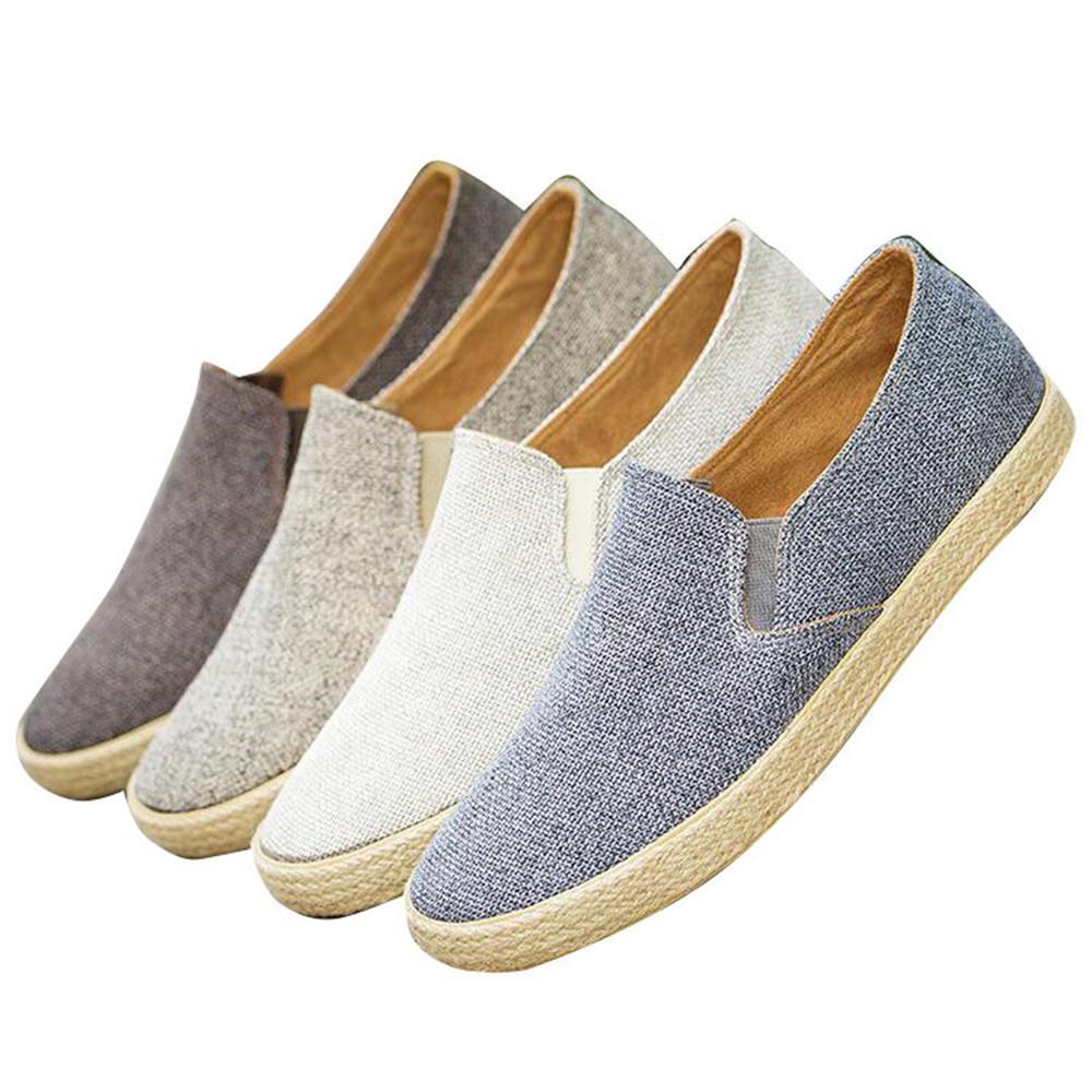 Canvas Lightweight Comfy Soft Flats