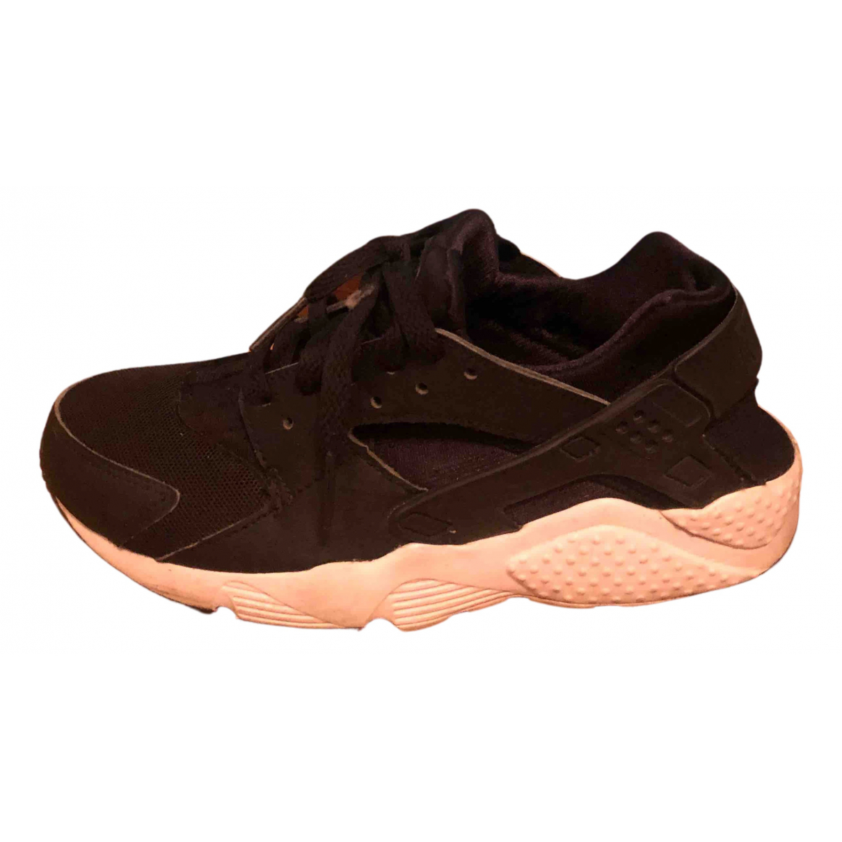 Nike Huarache Black Trainers for Women 36.5 EU