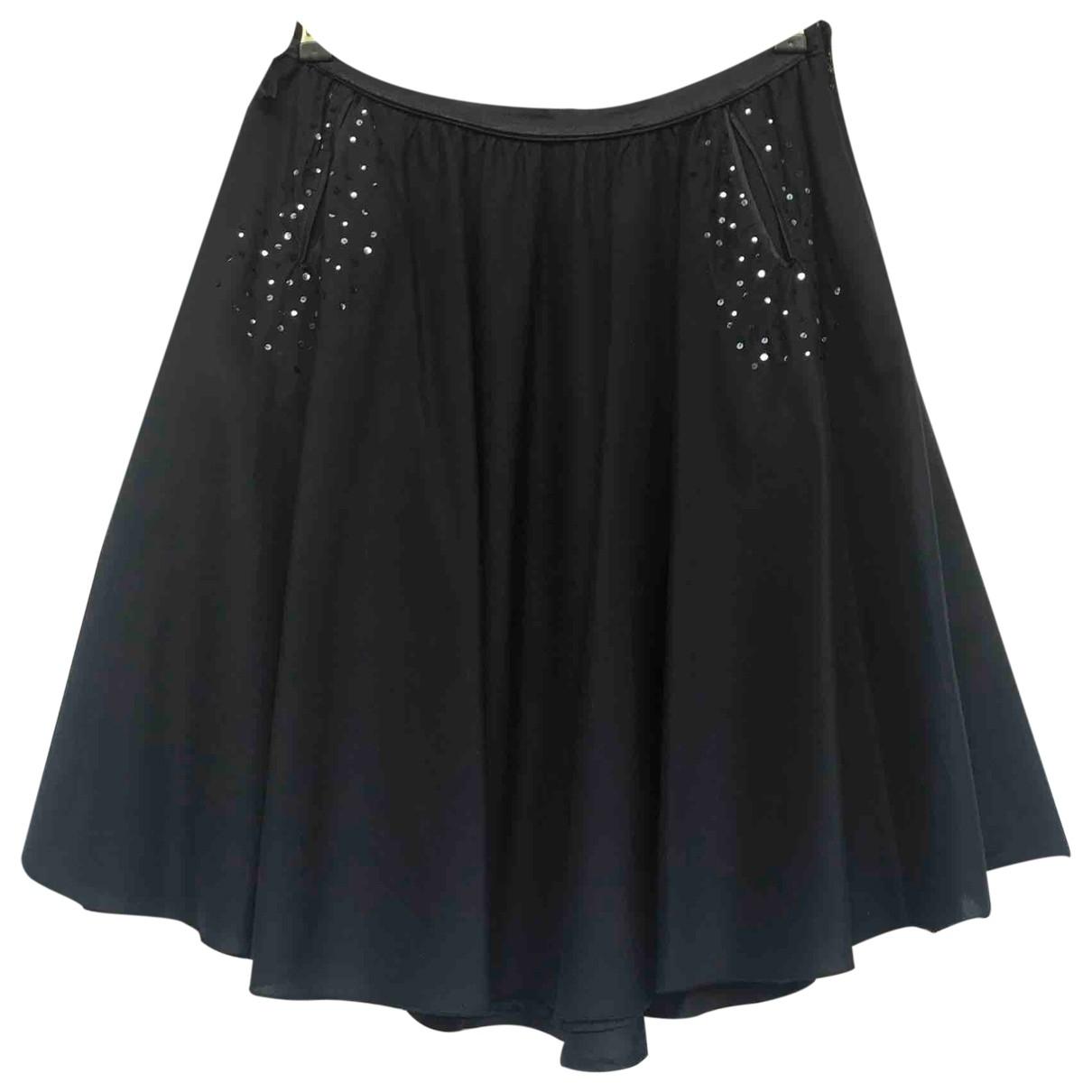 Day Birger & Mikkelsen - Jupe   pour femme en coton - noir