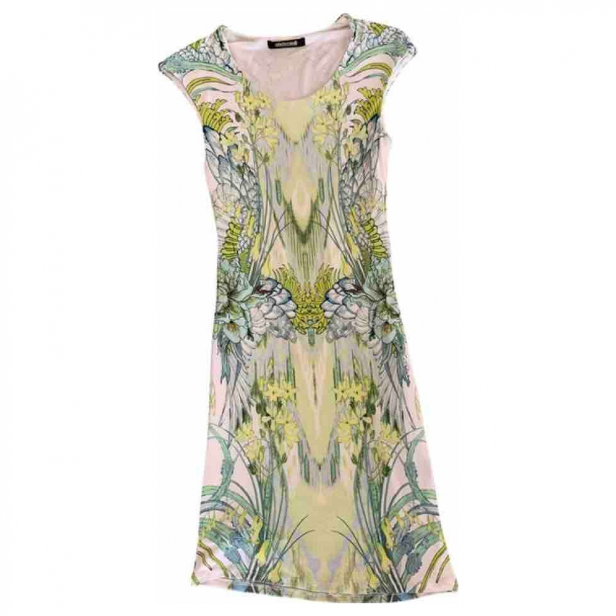 Roberto Cavalli \N Green dress for Women 40 FR