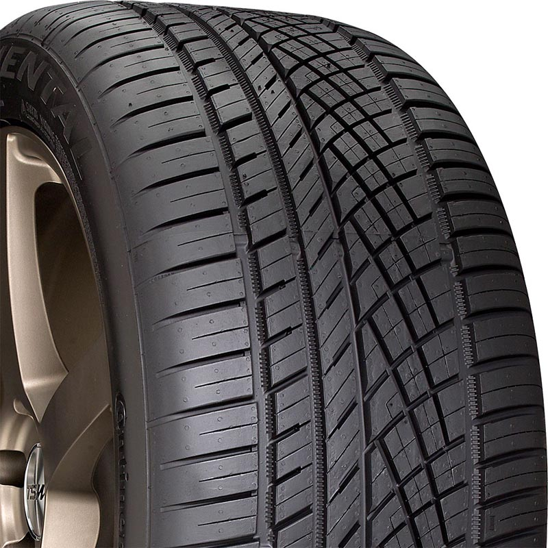 Continental 15500340000 Extreme Contact DWS 06 Tire 255/30 R22 95YxL BSW