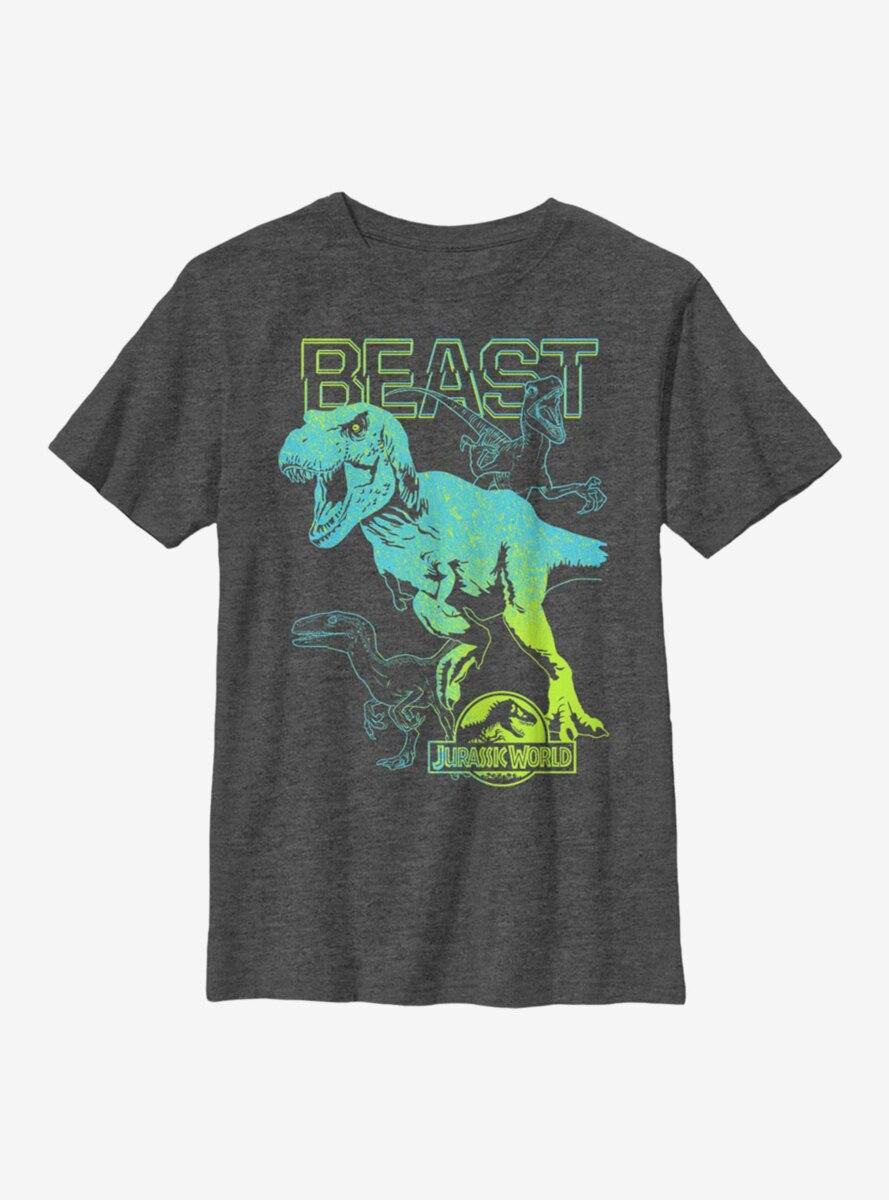 Jurassic World Beasts Youth T-Shirt