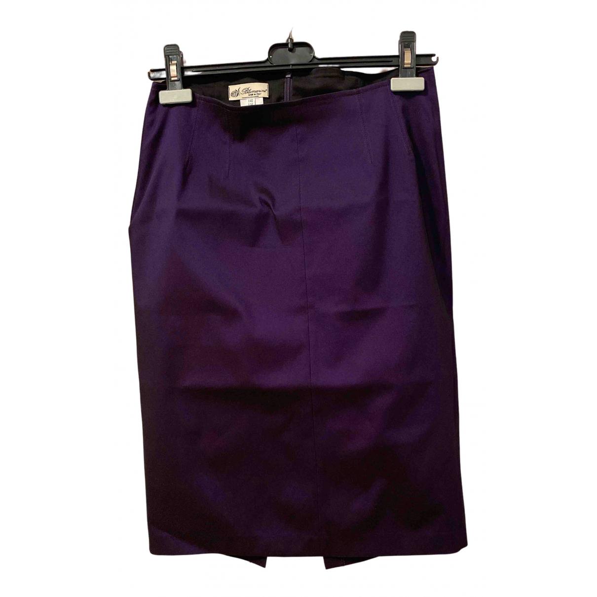 Blumarine - Jupe   pour femme - violet