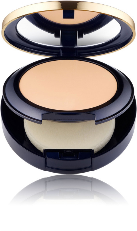 Double Wear Stay In Place Matte Powder Foundation - 3C2 Pebble (medium w/ cool rosy undertones)