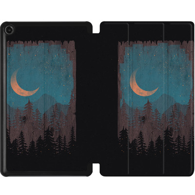 Amazon Fire 7 (2017) Tablet Smart Case - Those Summer Nights von ND Tank
