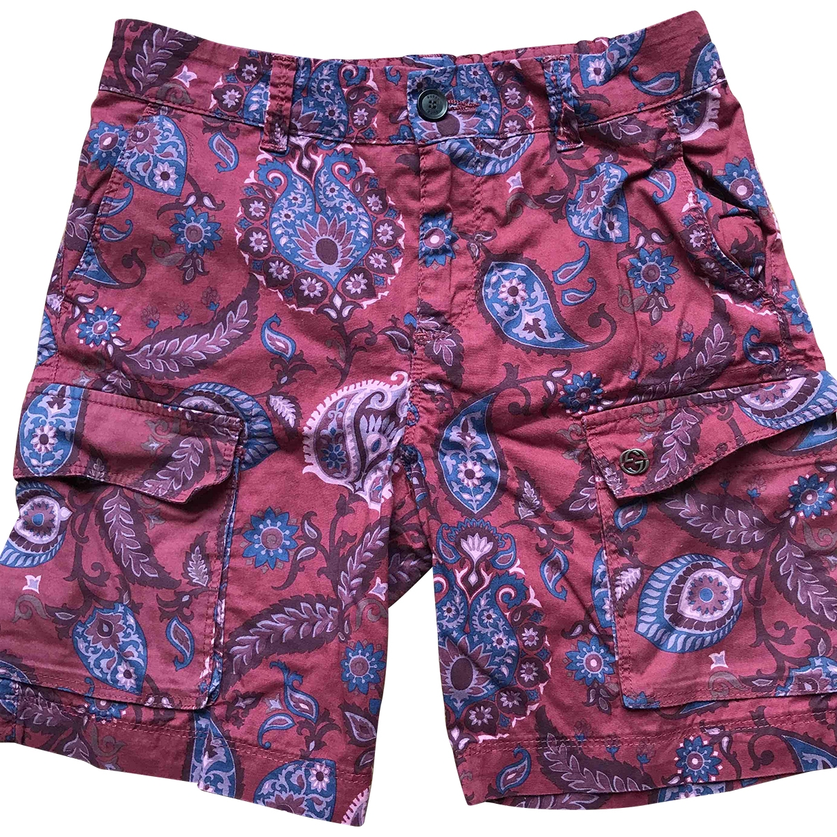 Gucci \N Shorts in  Bunt Baumwolle