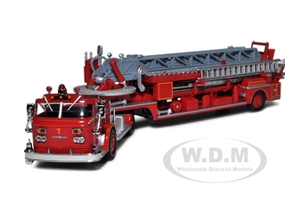 San Francisco Fire Truck 4 ALF 900 Series 1/64 Diecast Car Model by Code 3