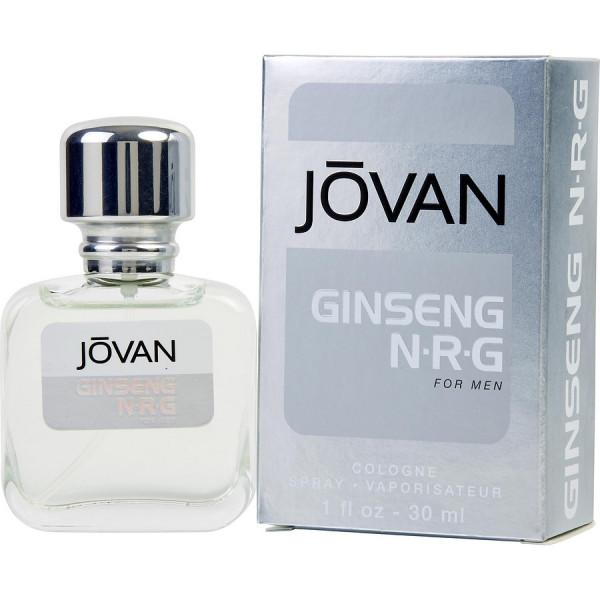 Jovan Ginseng Nrg - Jovan Colonia en espray 30 ML