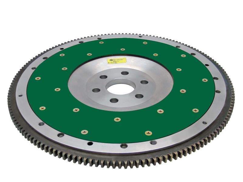 Fidanza 186501 Performance Flywheel-Aluminum PC F1; High Performance; Lightweight with Replaceable Friction Ford Mustang 1986-1995