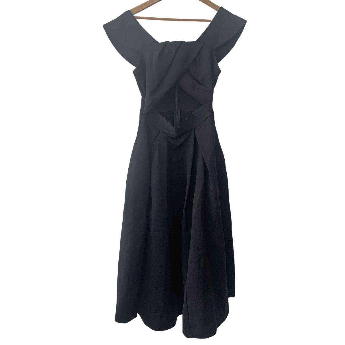 Self Portrait \N Black dress for Women 10 UK