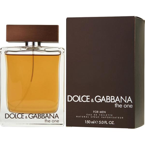 Dolce & Gabbana - The One Pour Homme : Eau de Toilette Spray 5 Oz / 150 ml