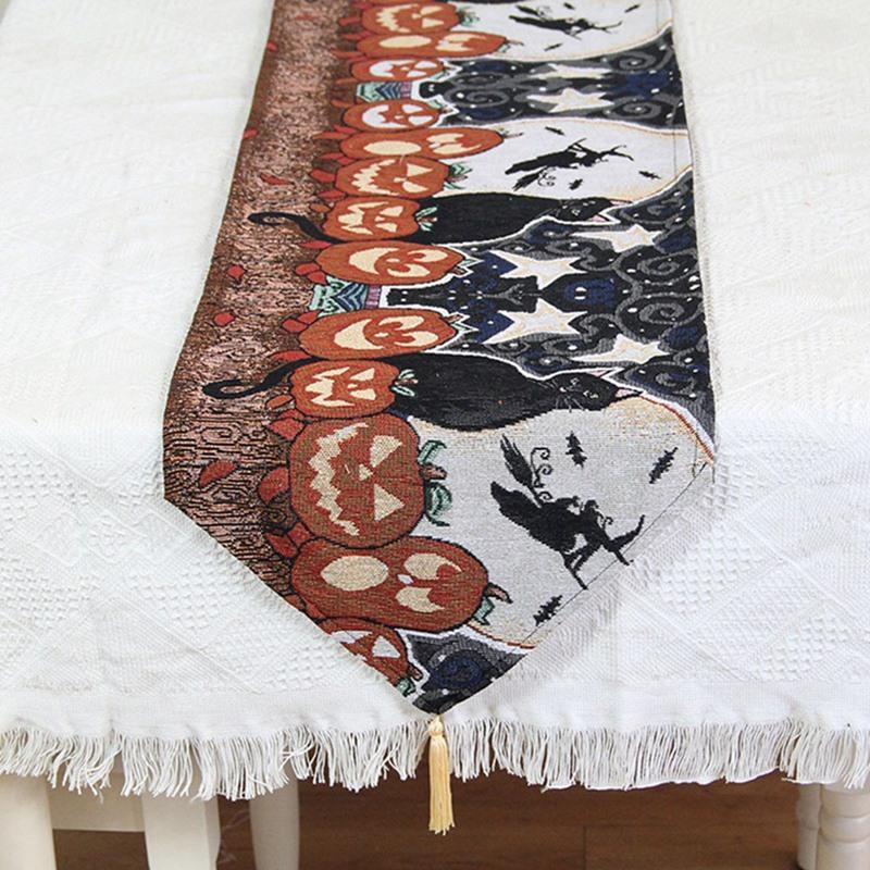 Ericdress Halloween Tablecloth