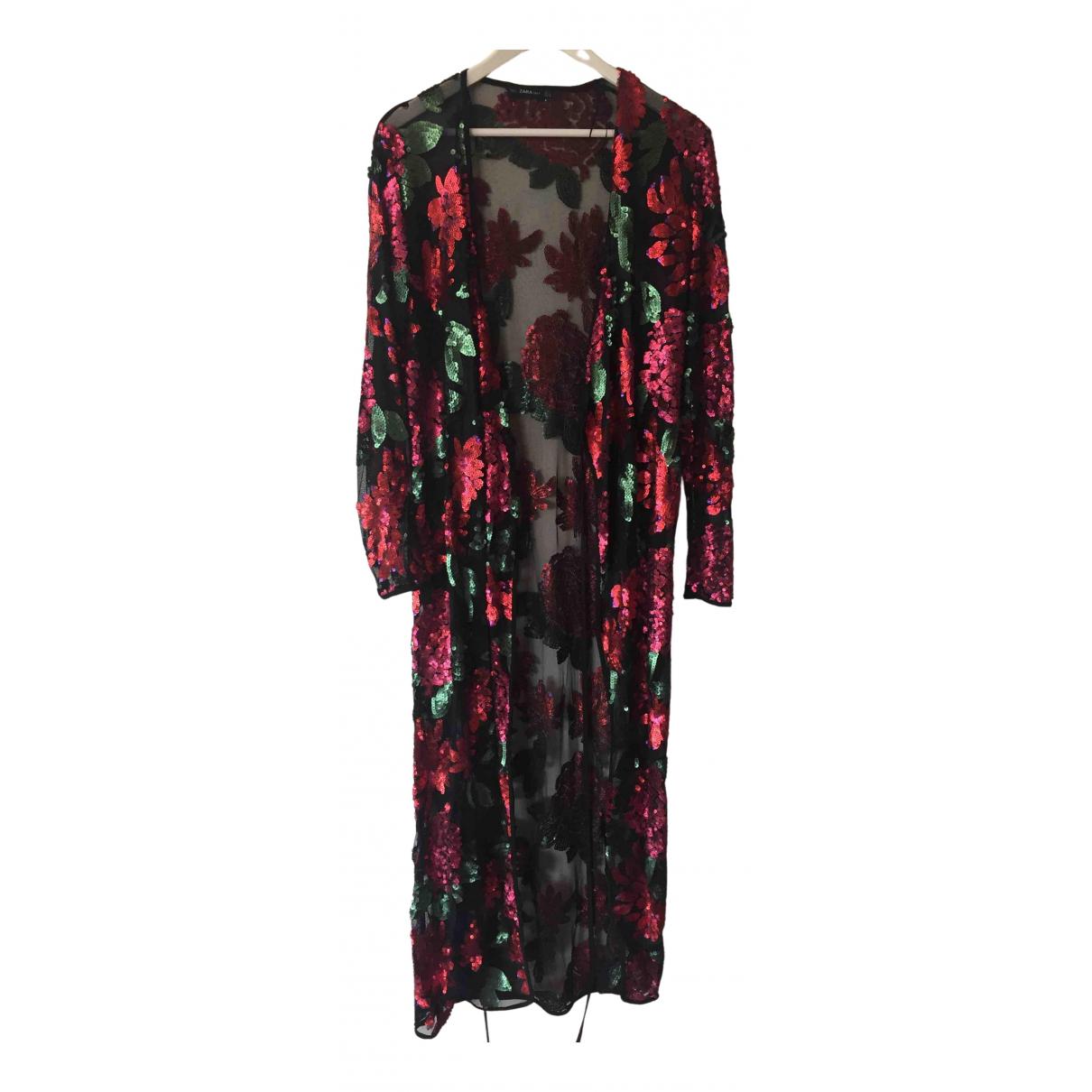 Zara \N Kleid in Mit Pailletten