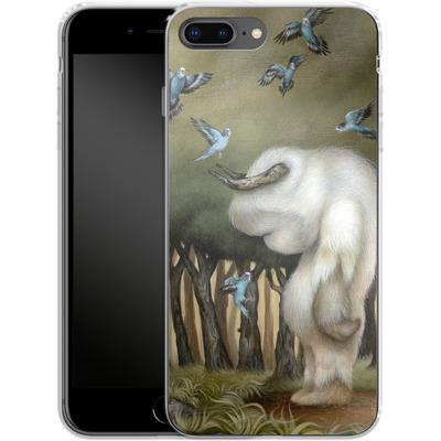 Apple iPhone 8 Plus Silikon Handyhuelle - Until We Meet Again von Dan May